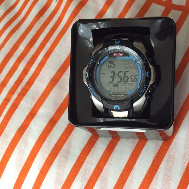 Mambo Digital Watch brand new