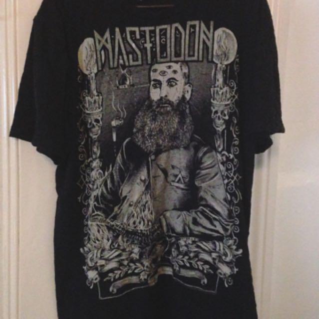 Mastodon Tee
