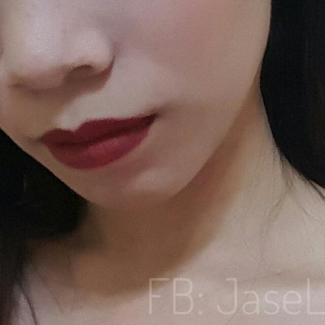 Matte Lip Cream In Electra