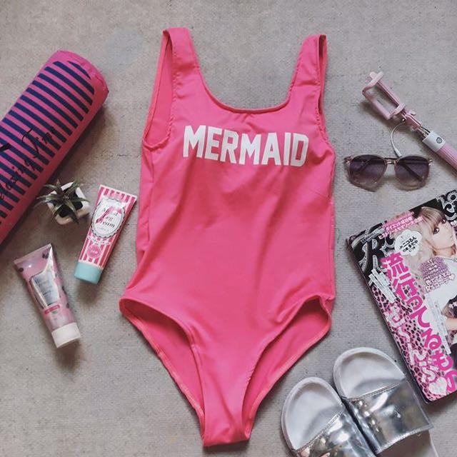 Mermaid (pink)