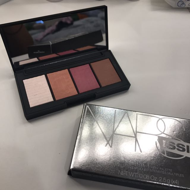 Narsissist Dual-Intensity Cheek Palette