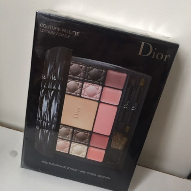 *new DIOR COUTURE PALETTE Edition Voyage