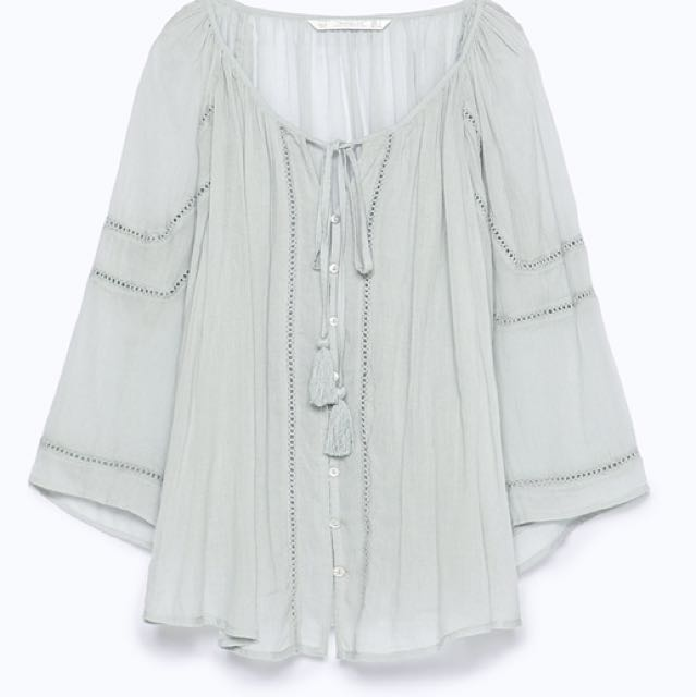 New Zara Blouse