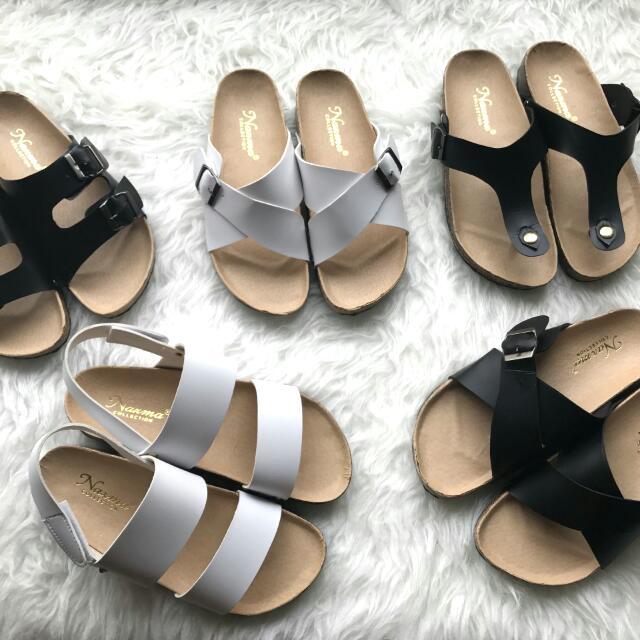 Nola Sandals 5 Model