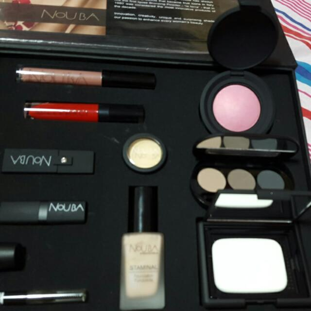 Nouba Italy Brand Makeup Kit Health