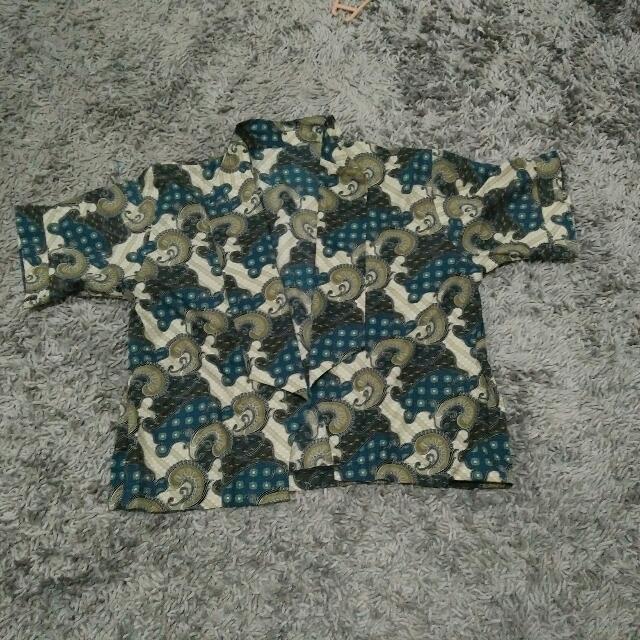 Outer Batik Bigsize