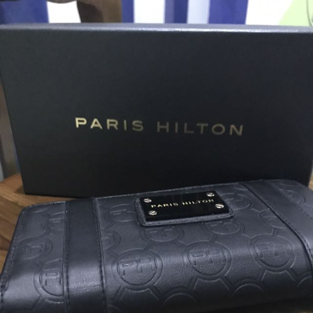 Paris Hilton Woman Wallet