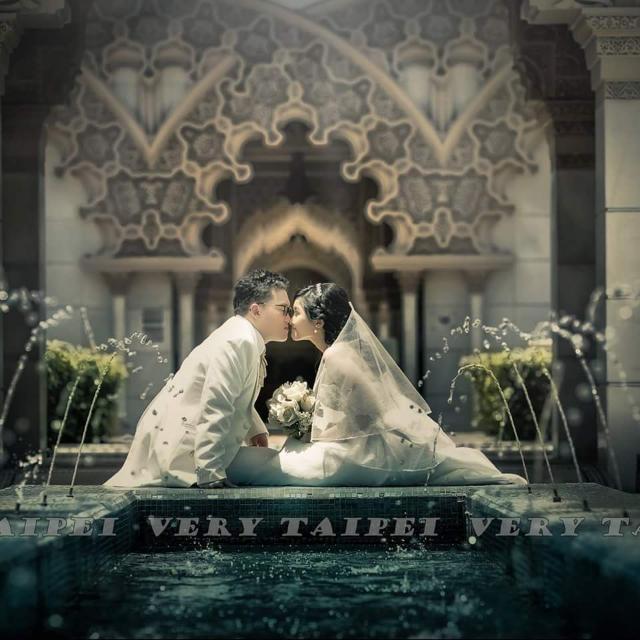 Unbelievable Wedding Photoshoot Package - 60 POSES! - Very Taipei @ MiCasa