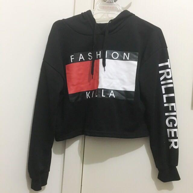 Tommy Hilfiger Crop Sweater