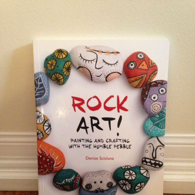 """Rock Art!"" by Denise Scicluna"