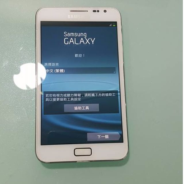 Samusng Galaxy note (16g)