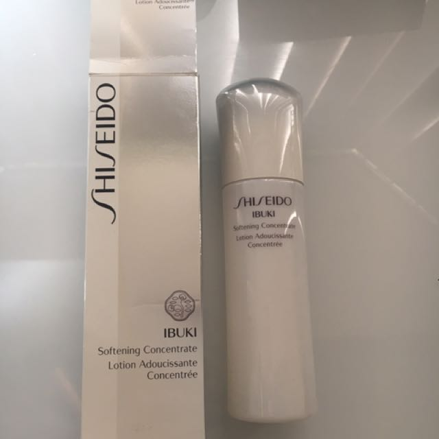Shiseido Softening Concentrate