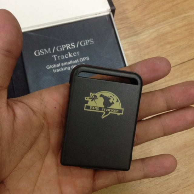 Small GPS Tracker on Carousell