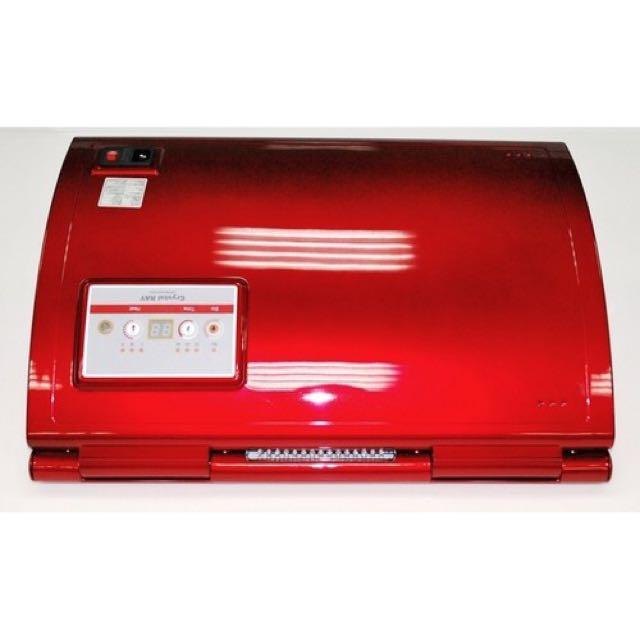 遠紅外線SPA光療爆汗太空艙-紅色
