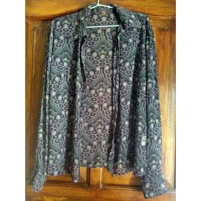 St.Oliver Elegant Shirt