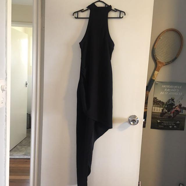Sz 8 Maxi Party Dress Dissh