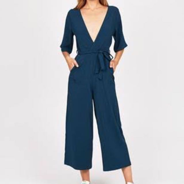 Teal Jumpsuit (from General Pants)