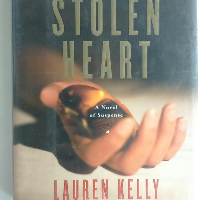 The Stolen Heart By Lauren Kelly