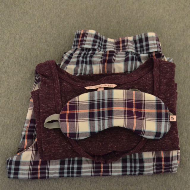Victoria Secret Pijama Set