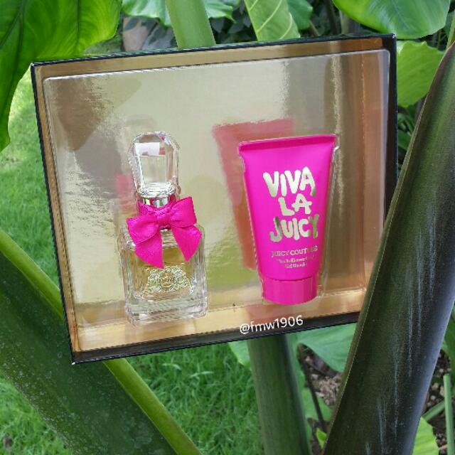 Viva La Juicy Couture Set ❤