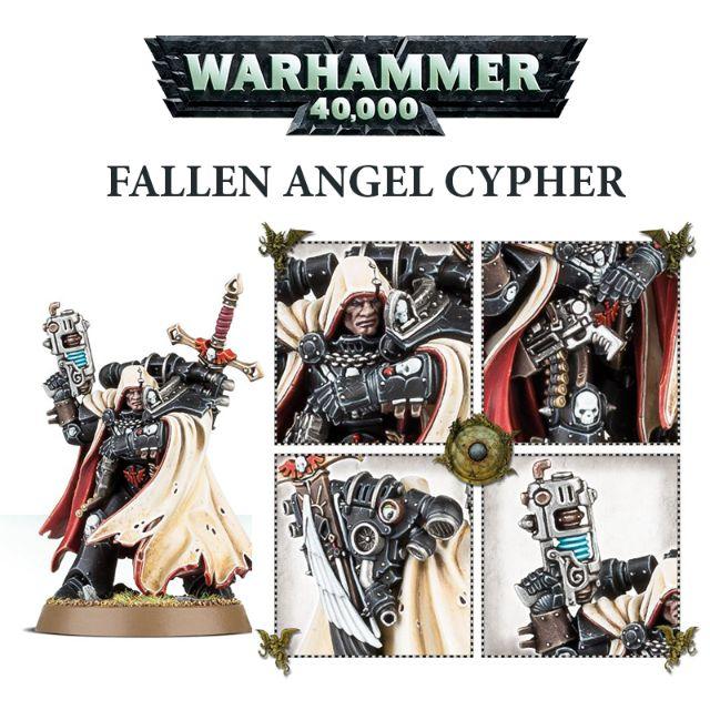 Warhammer 40K Gathering Storm III - Cypher