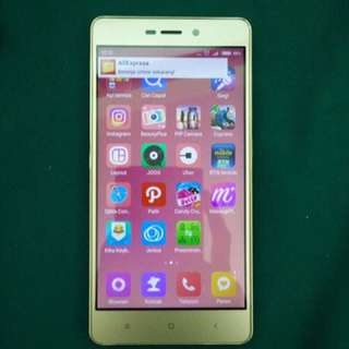 Xiaomi Redmi 3S Rosegold