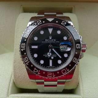Rolex 116710 非 116610 沛納海 Omega Panerai