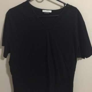 Versace V Neck Shirt