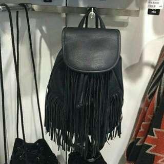 HnM Fringe Backpack