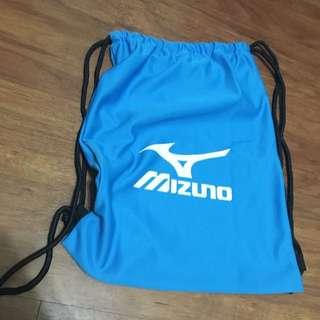 Mizuno 後背包 水藍