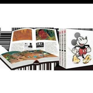 2.5折! 降價! 迪士尼的文創世界 迪士尼繪本 迪士尼故事書 迪士尼動畫電影 全三冊 全新 未拆封 數量有限