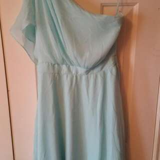 Soft Green dress size 4. Can Get Other Sizes