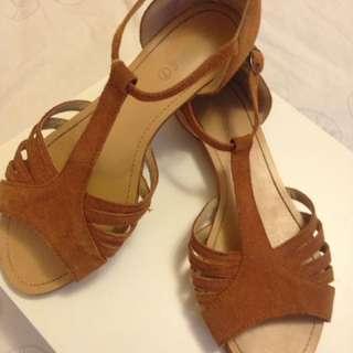 Cooperative Sandals
