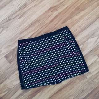 Funky Topshop Mini Skirt