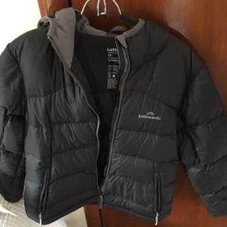 Hooded Kathmandu Jacket