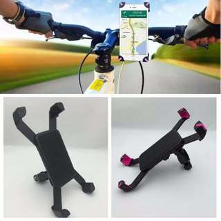 Universal Bike Holder for smartphone gps mobile phone motorbike