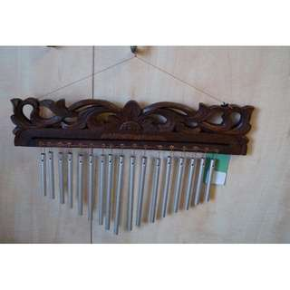 Indonesian Chimes ( Hand Carved)