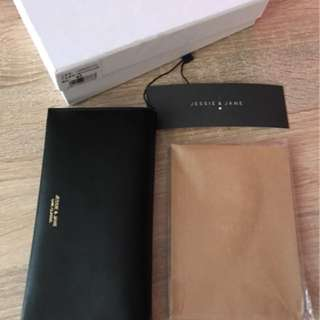 Authentic Jesse & Jane Genuine Leather Wallet (RRP $279) 🇦🇺