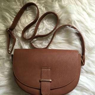 Small Tan Bag