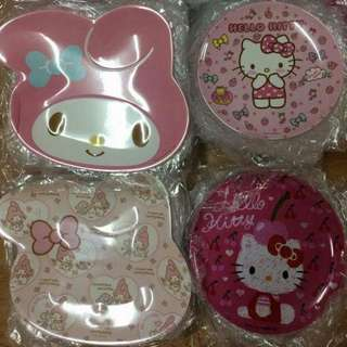 HELLO KITTY BABY PLATE