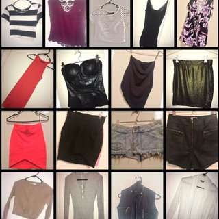 Women's Clothing Bundle (size 6/XS)