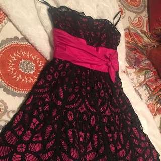 Betsy Johnson Dress xS