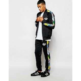 Original Adidas Tape Label Jacket