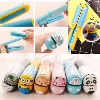 Character Hair Straightener