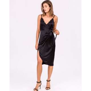 Bec and Bridge sultry nights wrap dress size 6. Worn twice.