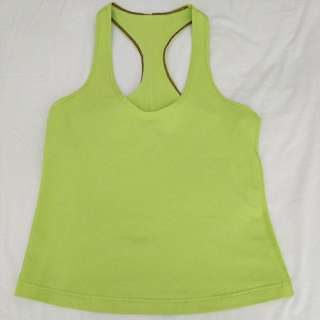 Lululemon Athletica Singlet