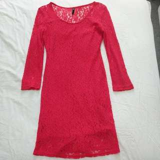 Dangerfield Lace Dress