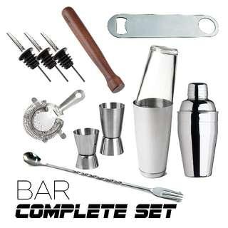 Complete Bartending Set