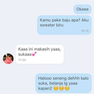 TRUSTED SELLER☺️☺️
