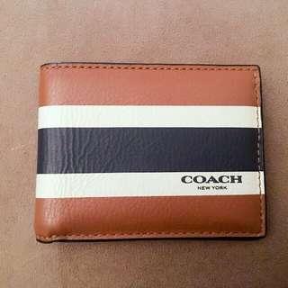 Coach Wallet 100% Authentic